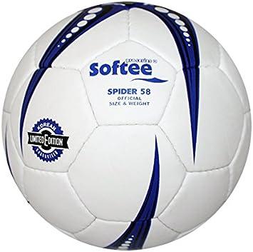 Balon Futbol Sala Softee Spider 58 EDICION Limitada: Amazon.es ...