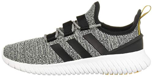 adidas Men's Kaptur Sneaker, Grey/Black/raw White, 8.5 M US