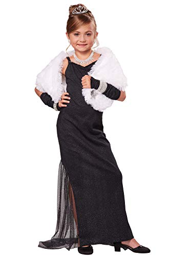 California Costumes Hollywood Diva Child