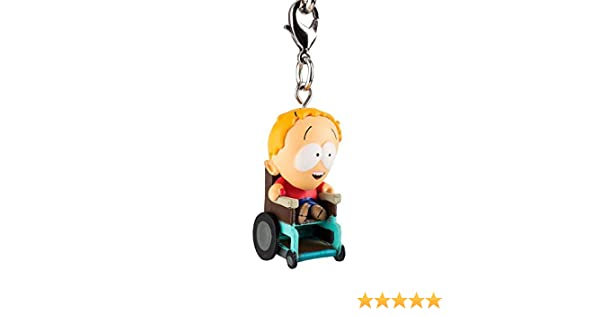 Keychain Series 2 by Kidrobot Token South Park Zipper Pull