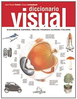 Diccionario visual/ Visual Dictionary (Spanish Edition)