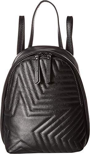 (Botkier Women's Moto Backpack Black One Size)