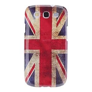 GJYRetro Style UK National Flag Pattern Hard Case for Samsung Galaxy S3 I9300