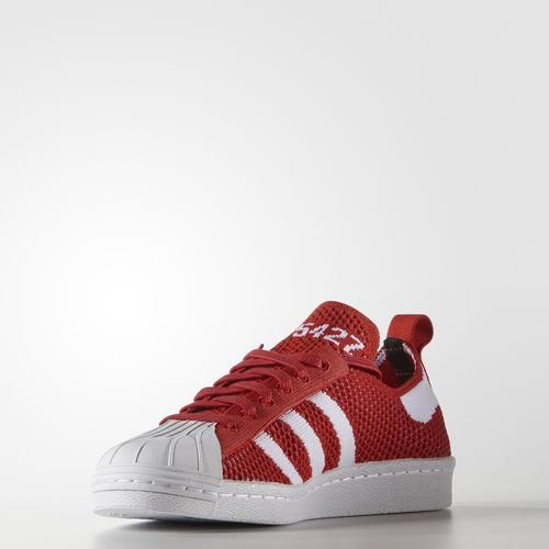 release date 8d16a 7f7be Adidas Originals Women's Superstar 80s Primeknit Shoes ...