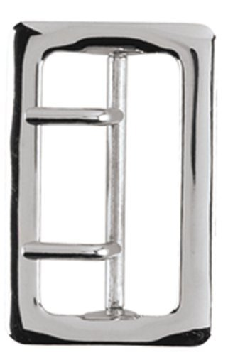 Bianchi Sam Browne Replacement Buckles - for AccuMold Elite Belt - Nickel Finish