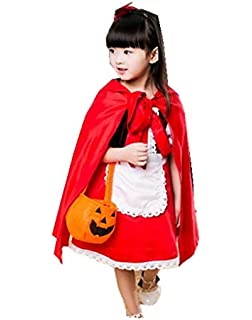 a9feab501cbf2 flower seaコスプレ 衣装 コスチューム ハロウィン 仮装 キッズ 赤ずきん 女の子 メイドさん プリンセス キャラクター 子供