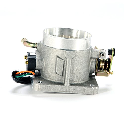 BBK 1501 70mm Throttle Body - High Flow Power Plus Series for Ford Mustang 5.0L