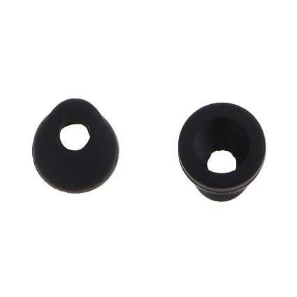 1 Pair Ear Tips Buds Silicone Earphone Earbuds for Jabra EASYGO EASYCALL Headpho