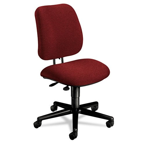 HON 7703AB62T 7700 Series Multi-Task Swivel chair Burgundy (Task Chair Multi Burgundy)