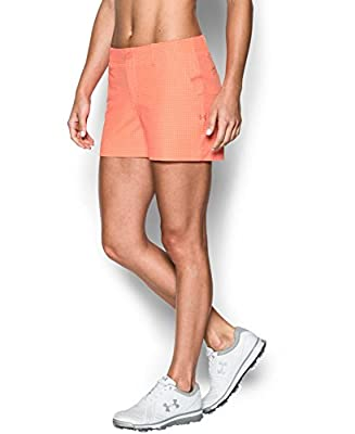 """Under Armour Women's Links Printed 4"""" Shorty"""
