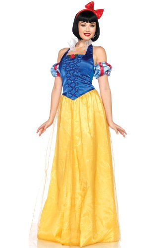 dd354639cc5 Leg Avenue Disney Princess Snow White Adult Costume-