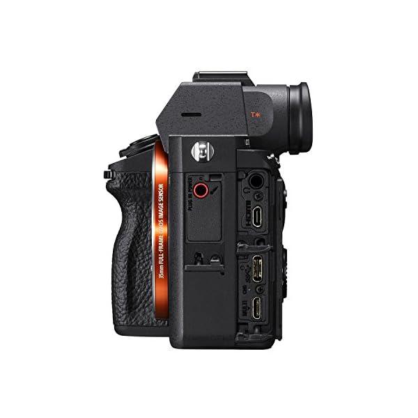 RetinaPix Sony Alpha ILCE-7M3K Full-Frame 24.2MP Mirrorless Digital SLR Camera with 28-70mm Zoom Lens + SanDisk 128GB Extreme Pro SDXC UHS-I Card - C10, U3, V30, 4K UHD, SD Card
