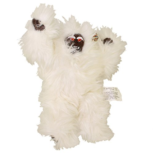 Disney Bean Bag Plush - ABOMINABLE SNOWMAN (Matterhorn) (10 inch)