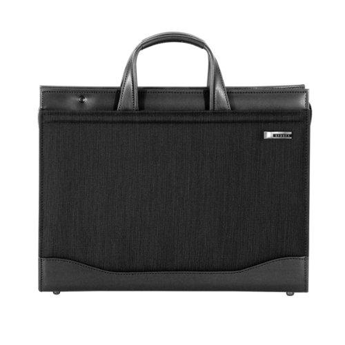 ブリーフケース 天ファスナータイプ ビジネスバッグ メンズバッグ 豊岡製 かばん 鞄 バジックス シズク 24-0277 ブラック10 B00LGAMSM6