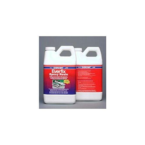 Fibre Glass-Evercoat Company - Epoxy Resin Gal Unit(2 1/2 Gals In 1 Bx) - Fe642 by Fibre Glass-Evercoat Company