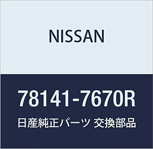 NISSAN(ニッサン) 日産純正部品 バツク パネル 77504-17704 B01N076621 77504-17704