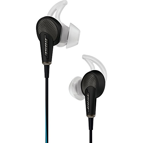 Bose QuietComfort 20 Acoustic Noise Cancelling headphones (Apple) (Black)