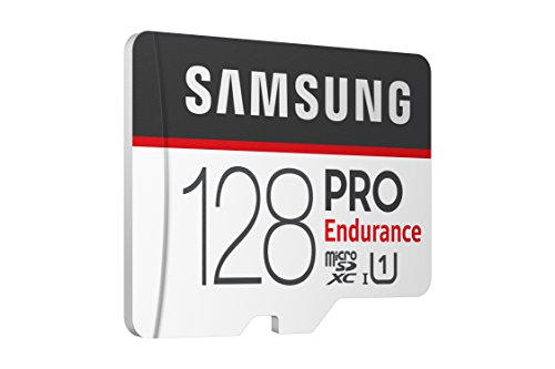 Samsung Pro Endurance 128GB Micro SDXC Card Adapter - 100MB/s U1 (MB-MJ128GA/AM) by Samsung (Image #1)