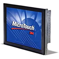 3M 11-71315-225-01 C1500SS 15 MicroTouch Display USB with Slimline Bezel