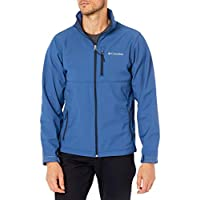 Deals on Columbia mens Ascender Softshell Front-zip Jacket