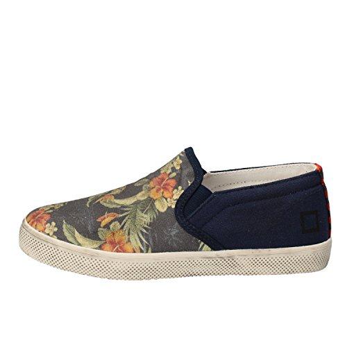 D.a.t.e. Date Sneakers Mädchen 32 EU Blau Textil