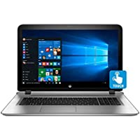 2017 Flagship HP Envy 17.3 Full HD IPS Touchscreen Laptop - Intel Dual-Core i7-7500U Up to 3.5GHz, 16GB DDR4, 512GB SSD, NVIDIA GeForce 940MX, DVDRW, WLAN, HDMI, Bluetooth, Backlit Keyboard, Win 10