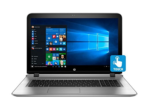 2017 Flagship HP Envy 17.3' Business Full HD IPS Touchscreen Laptop - Intel Dual-Core i7-7500U Up to 3.5GHz, 16GB DDR3, 1TB HDD, DVDRW, NVIDIA GeForce 940MX, Backlit Keyboard, HDMI, Win 10