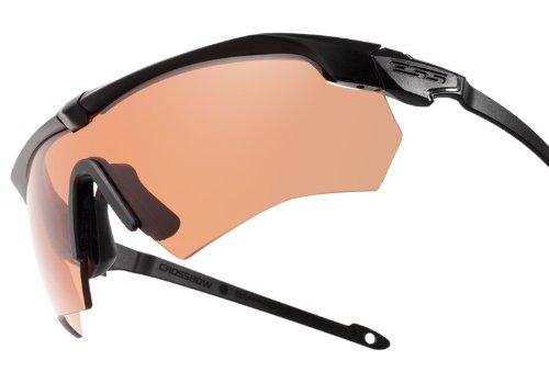 Ess Ballistic Glasses - ESS Eyewear Crossbow Suppressor ONE Kit 740-0472