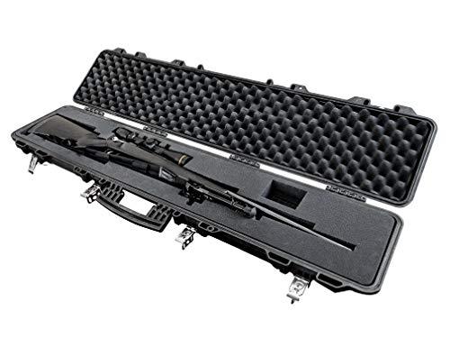 Cedar Mill Fine Firearms Iron-Clasp Cam-Latch Rifle Case