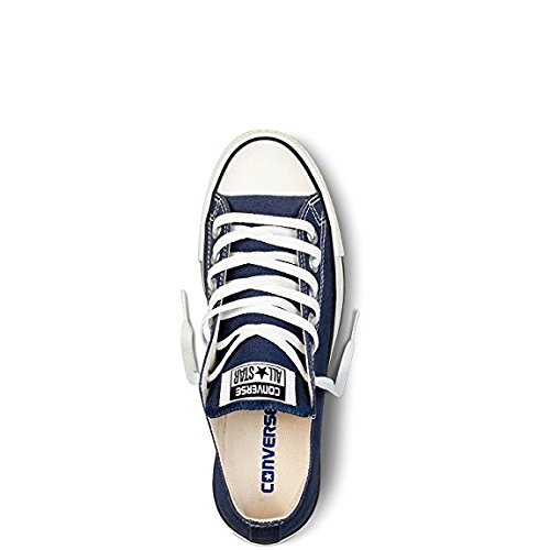 As Ox Dainty White Femme Baskets Converse on Navy Ct Slip wxRqEn