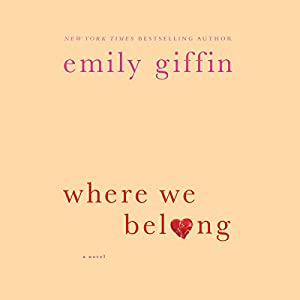Where We Belong Audiobook