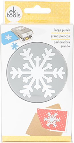 EK Success 54-30320 EK Tools Large Punch-Arctic Snowflake