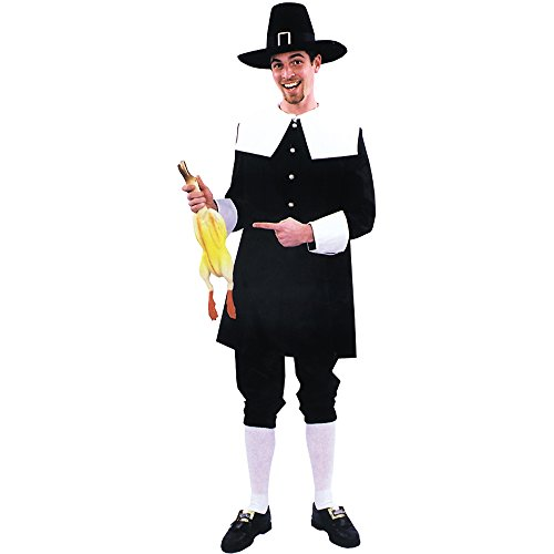 [Pilgrim Man Costume] (Male Indian Costumes)