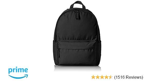451e8d049583 Amazon.com  Amazonbasics Classic Backpack - Black  Computers   Accessories