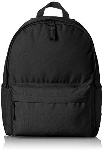 Amazonbasics Classic School Backpack - Black ()