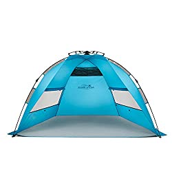Pacific Breeze Easy Setup Beach Tent Review