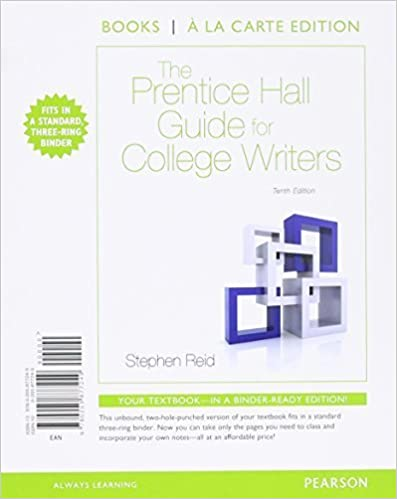 Amazon prentice hall reference guide books a la carte edition prentice hall reference guide books a la carte edition 10th edition 10th edition fandeluxe Image collections