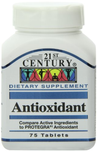 21st Century Ace Antioxidant Tablets, 75 Count