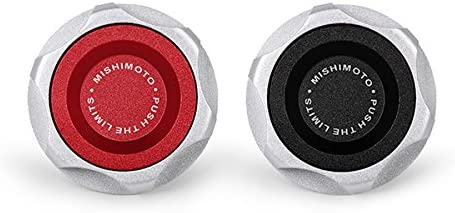 Mishimoto MMOFC-MUS4-15MRD Red Oil Filler Cap