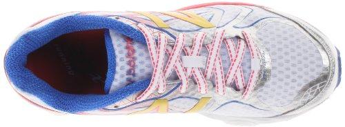 888098226959 - New Balance Women's W1080 Running Shoe,White/Pink,8.5 B US carousel main 6