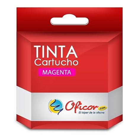Cartucho de tinta Oficor CLI-8M Magenta fotográfico genérico ...