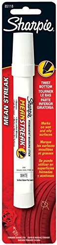 Sharpie 85118-PP MeanStreak Permanent Marker; 6 Total