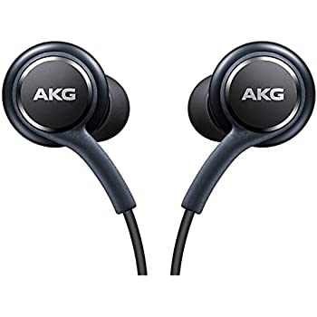 Headphones Titanium Grey for samsung Galaxy S8/S8+ In-Ear AKG EO-IG955 Remote + Mic Hands free Earphones