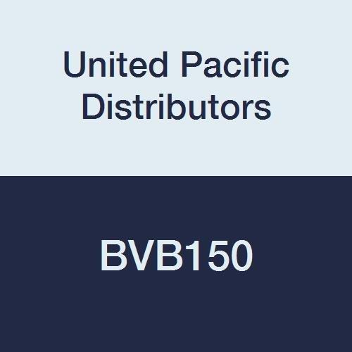 Female x Female NPT United Pacific Distributors BVB150 Ball Valves Brass Size 1-1//2 Size 1-1//2 Full Port