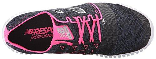 New Balance Women's 730v3 Running Shoe Black/Amp Pink ZFpfTA7LS