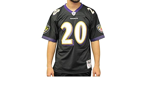 Amazon.com   Mitchell   Ness Ed Reed Baltimore Ravens NFL 2004 Throwback  Premier Jersey   Sports   Outdoors ee3af0fa4