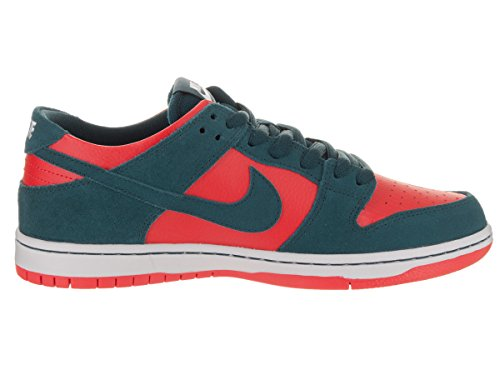 Zapatillas Nike Para Hombre Sb Zoom Dunk Low Pro Skate Nightshade / Nightshade-chile Red