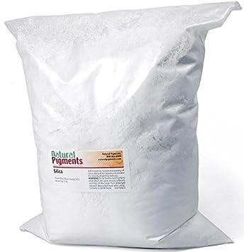 Amazon.com: Sílice molido fino bolsa de 11 pound (11 lbs ...