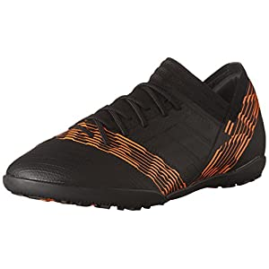 Adidas Performance Boys' Nemeziz Tango 17.3 TF J,core Black/core Black/Tactile Gold,3.5 M US Big Kid
