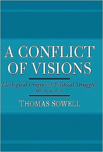 A Conflict Of Visions: Ideological Origins Of Political Struggles: Idealogical Origins Of Political Struggles por Thomas Sowell epub